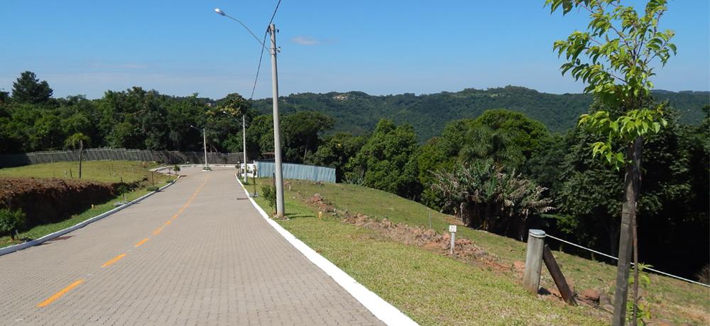 Infraestrutura do Condomínio Blumen Haus em Nova Petrópolis / Serra Gaúcha