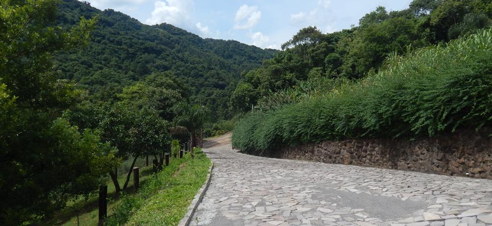 Área Rural do Condomínio Blumen Haus em Nova Petrópolis / Serra Gaúcha