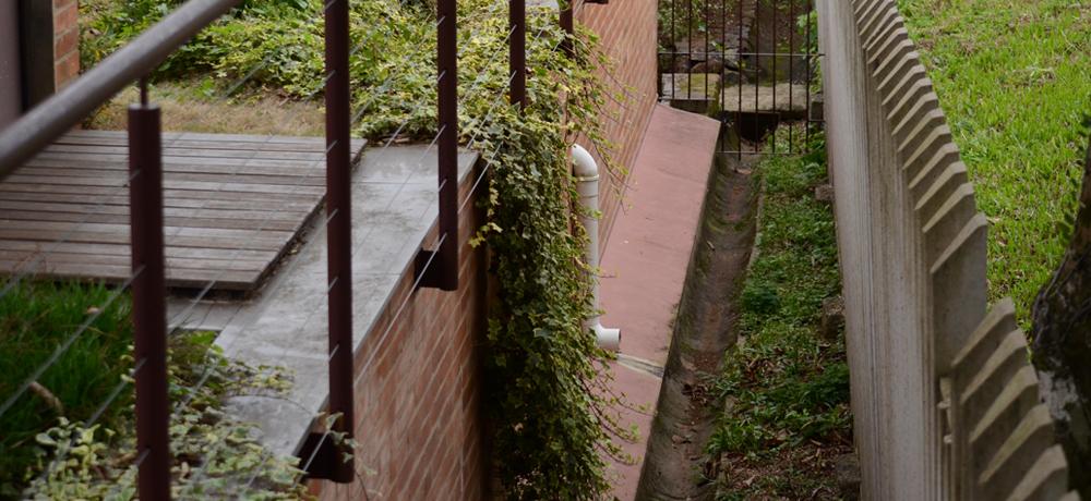 Drenagem da Área Urbana - Infraestrutura do Condomínio Blumen Haus