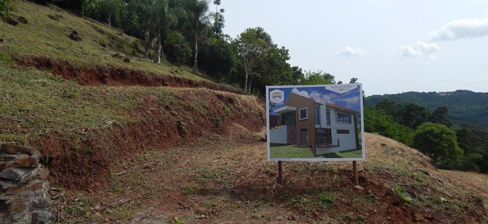 Salão de Festas do Condomínio Blumen Haus em Nova Petrópolis / Serra Gaúcha