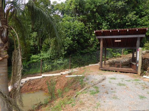 Estar da Água do Condomínio Blumen Haus / Nova Petrópolis / Serra Gaúcha