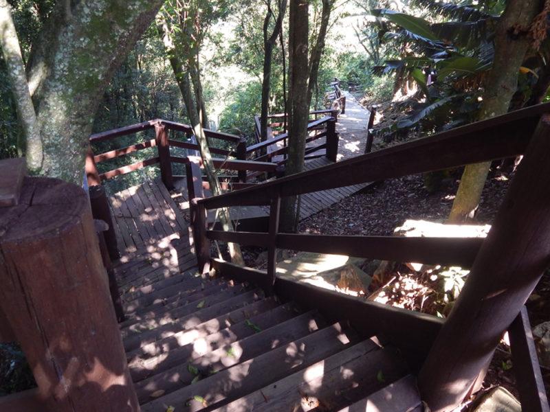 02 | Escadarias de Acesso