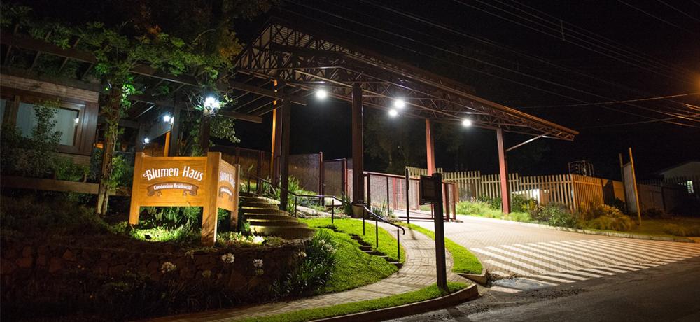 Segurança do Condomínio Blumen Haus em Nova Petrópolis / Serra Gaúcha