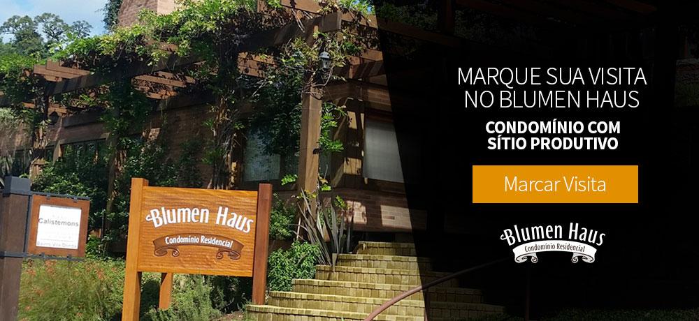 Agendar Visita no Condomínio Blumen Haus em Nova Petrópolis / Serra Gaúcha